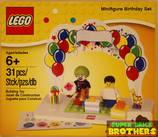 Minifigure Birthday Set