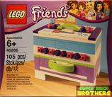 Storage Box Friends