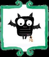 Palloncino Pipistrello - SuperShape