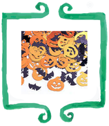 Confetti da tavolo Halloween - 15g