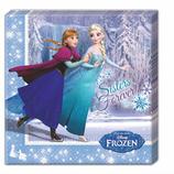 Tovaglioli Frozen Ice Skating - 20 pezzi