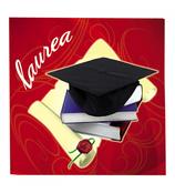 Tovaglioli Laurea - 20 pezzi