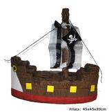 Pignatta Nave da Pirata