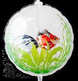 """Palloncino Pesce nella Bolla - 20"""" (50 cm)"""