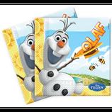 Tovaglioli Olaf - 20 pezzi