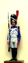Unteroffizier der 1. Grenadierregiment / Alte Garde,  Frankreich 1805 - 1815