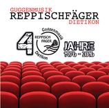 """Jubiläums-CD """"40 Jahre Reppischfäger"""""""
