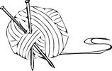 STRICKSERVICE Leuchtturm®-Tuch