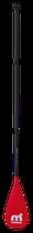 Mistral Kanoa Paddel , rotes Paddelblatt , 2 Piece oder 3 Piece