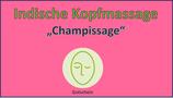 """Gutschein für """"Indische Kopfmassage - Champissage"""" bei Marion Engel"""