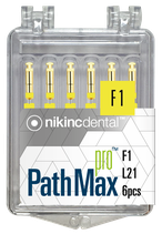 PathMax™ Pro Finish. Rotary File - F1, F2, F3, F4, F5