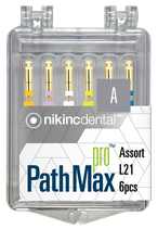 PathMax™ Pro Assorti Rotary Files - SX, S1, S2, F1, F2, F3