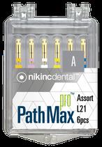 PathMax™ Pro Assorti Rotary Files - SX, S1, S2, F1, F2, F3