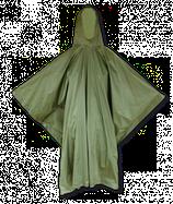 PONCHO VERDE MILITAR (33061)
