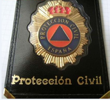 CARTERA DE IDENTIFICACION PROTECCION CIVIL GENERICA