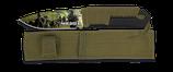 CUCHILLO ALBAINOX 3D SOLDIER HOJA 9,8  32289