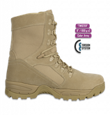 "BOTA BARBARIC TAN TWISTER 9"" ARMY 34791"