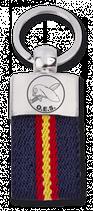 LLAVERO CINTURON  AZUL BANDERA OES (09410GR4002)