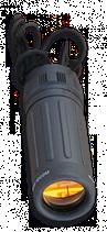 MONOCULAR NEGRO 10x25