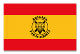 BANDERA ESPAÑA BRIPAC (30512)