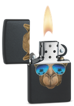 Zippo Camel with Sunglasses