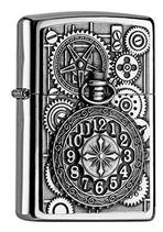 Zippo Taschenuhr Emblem