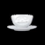 "Kaffeetasse ""Lachend"" 200 ml"