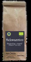 """BIO Schwarztee Darjeeling """"Singell"""" FTGFOP I first flush"""