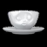 """Kaffeetasse """"küssend"""" 200 ml"""