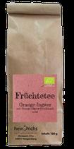 BIO Früchtetee Orange-Ingwer (mild)