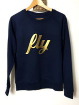 "Sweatshirt ""fly"""
