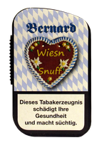 Bernard Wiesn Snuff, 10g