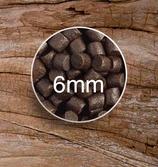 Skretting Bio Omega HE PA25 SF, 6 mm, 20 kg Sack
