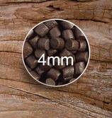 Skretting Bio Omega HE B PA25 SF, 4 mm, 20 kg Sack