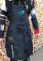 schicke Kochschürze aus Jeans Material