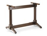 B520 Base in legno per tavoli rettangolari
