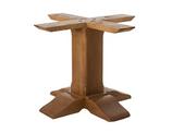 base in legno per tavoli rotondi B535