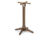 B505 H Base in legno alta per tavoli quadrati o rotondiNome prodotto