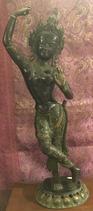 Nepalische Göttin