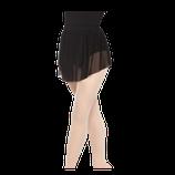 Black Pull On Ballet Skirt