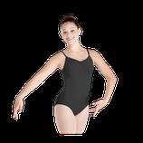 Black Cross Back Bodysuit