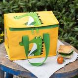 Lunchbag Krokodil