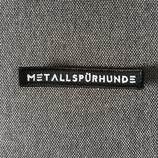 Aufnäher «Metallspürhunde»