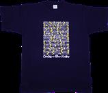 T-Shirt 'Pueblos del Camino' in marineblau