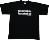 T-Shirt 'You'll never walk alone'