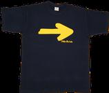 T-Shirt 'Jakobspfeil groß'