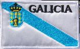 Aufnäher Galicia