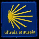 Aufnäher / Aufbügler ultreia et suseia ®