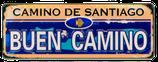 Küchen-Magnet Buen Camino