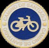 Pin / Anstecker Ciclista rund